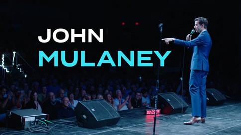 John Mulaney Explores The National Comedy Center