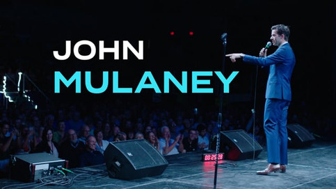 John Mulaney Explores The National Comedy Center