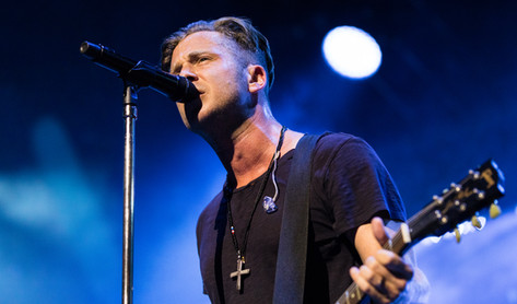 Ryan Tedder - Lead Singer / One Republic