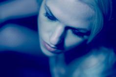 Amanda Blue - A Portrait