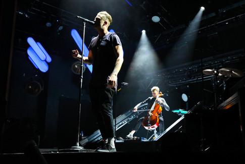 Ryan Tedder - Lead Singer / One Republic