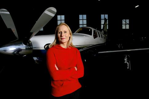 Margrit Waltz - Ferry Pilot - Bend Living Magazine