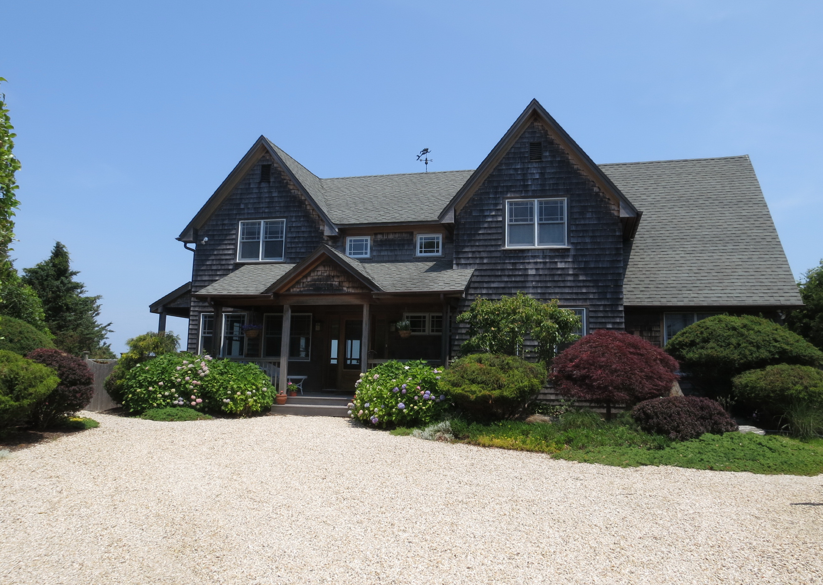 Classic Shingle Beach House