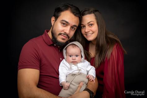 Alba, Amélie & Samuel