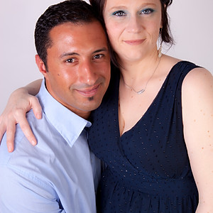 Catherine Karim Jade et Noa