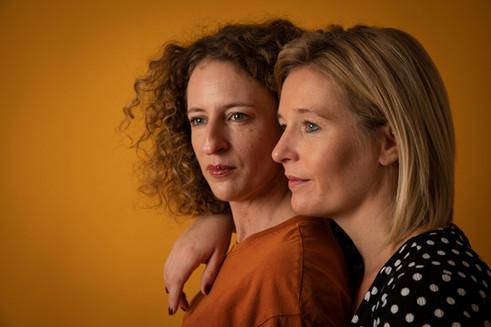 Entre soeurs Jennifer & Caroline