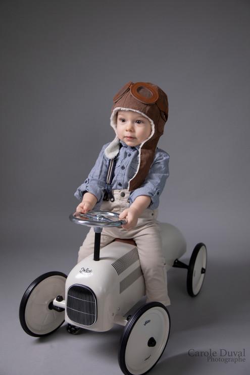 Eliot le petit Pilote