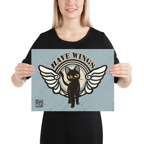 Have Wings Poster