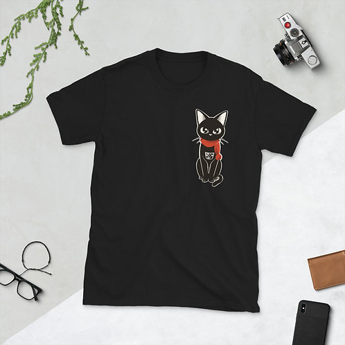 Muffler Whim Short-Sleeve Unisex T-Shirt