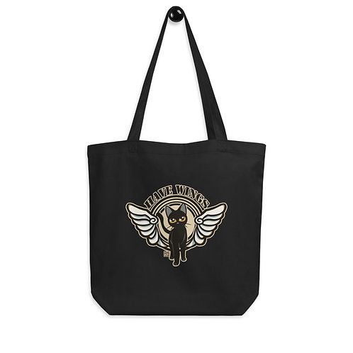 Have Wings Eco Tote Bag