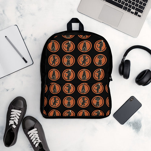 Four Animals Backpack