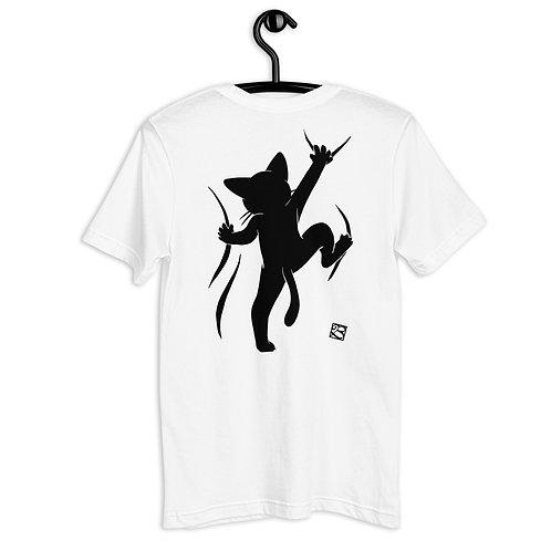 Climbing Unisex Pocket T-Shirt