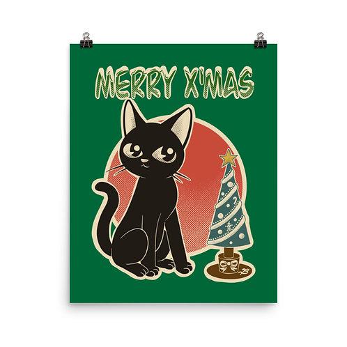 Merry X'mas Poster
