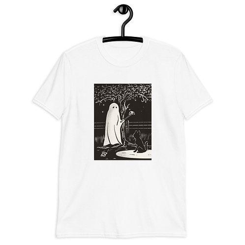 Ghost Short-Sleeve Unisex T-Shirt