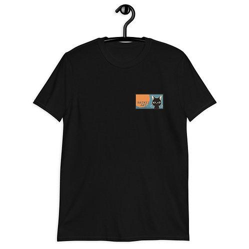 BATKEI ART Short-Sleeve Unisex T-Shirt