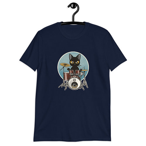 Drummer Short-Sleeve Unisex T-Shirt