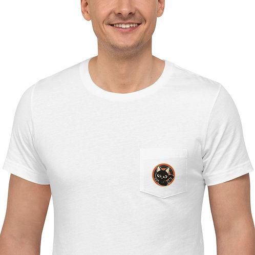 Whim Unisex Pocket T-Shirt