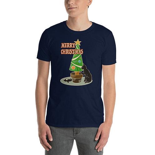 Merry Christmas Short-Sleeve Unisex T-Shirt