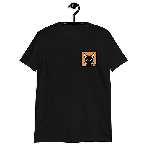 Orange and Whim Short-Sleeve Unisex T-Shirt