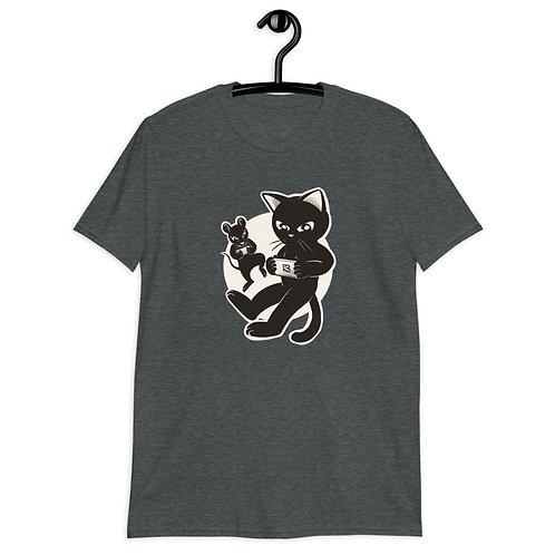 Movie Lover Short-Sleeve Unisex T-Shirt