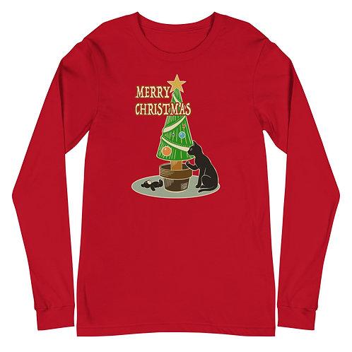 Merry Christmas Long Sleeve Tee