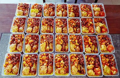 Nasi Kuning bulk (Yellow Rice)