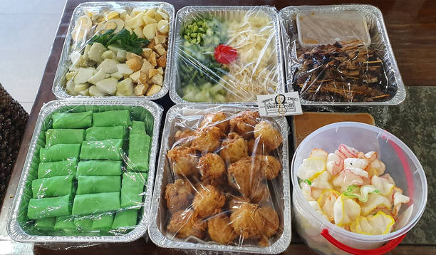 Birthday Party Catering