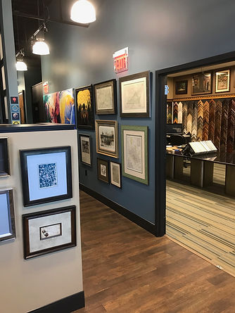 Custom Framing and Custom Printing Specialists