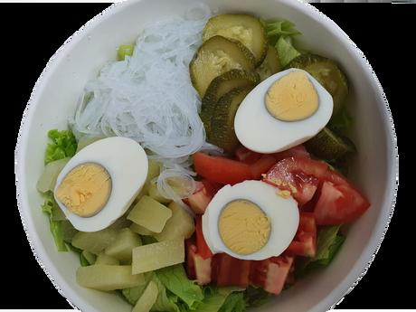 salade oeuf