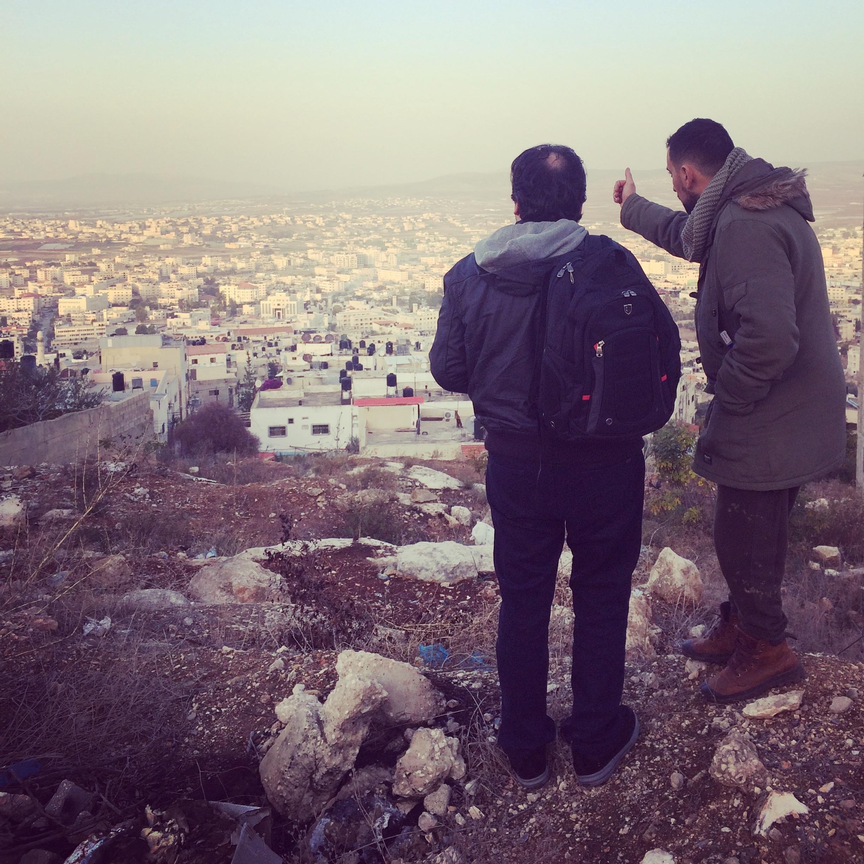 R&D / Palestine
