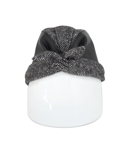 Nina Bonnet Black Leather
