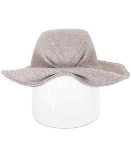 Frida Hat Warm Grey