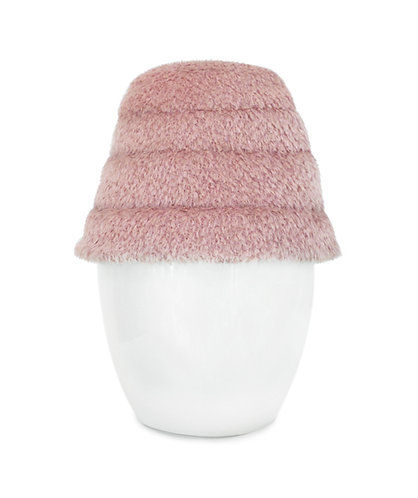 Amanda Peach Basket Hat