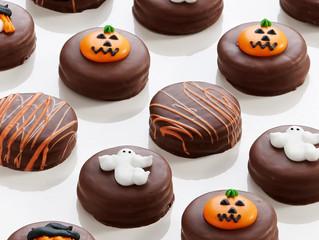 October: Preparing for Halloween!