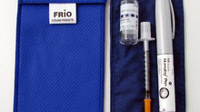Keeping Insulin Cool with FRIO