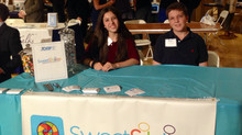 Sweet Siblings Speak at JDRF One EXPO