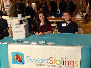 Sweet Siblings Speak at JDRF One EXPO