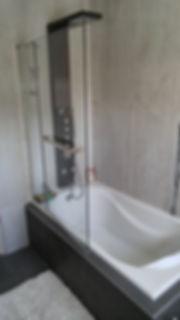 carreleur, poseur, installateur, céramique, salle de bain