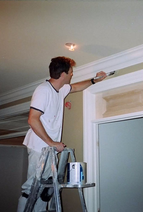 PAINTER, PROFESSIONAL, painting services, contractor, interior painter,