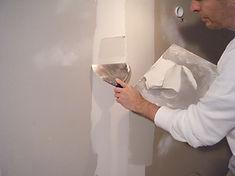 plasterer contractor plastering
