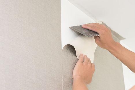 installateur poseur de tapisserie, papier peint