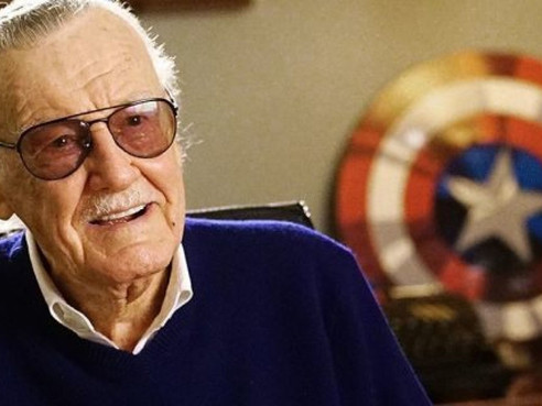 R.I.P. Stan Lee : Father of Superheroes