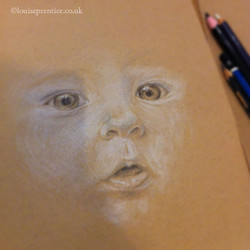 Portrait painting simplified