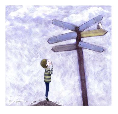 Which Way? (boy)