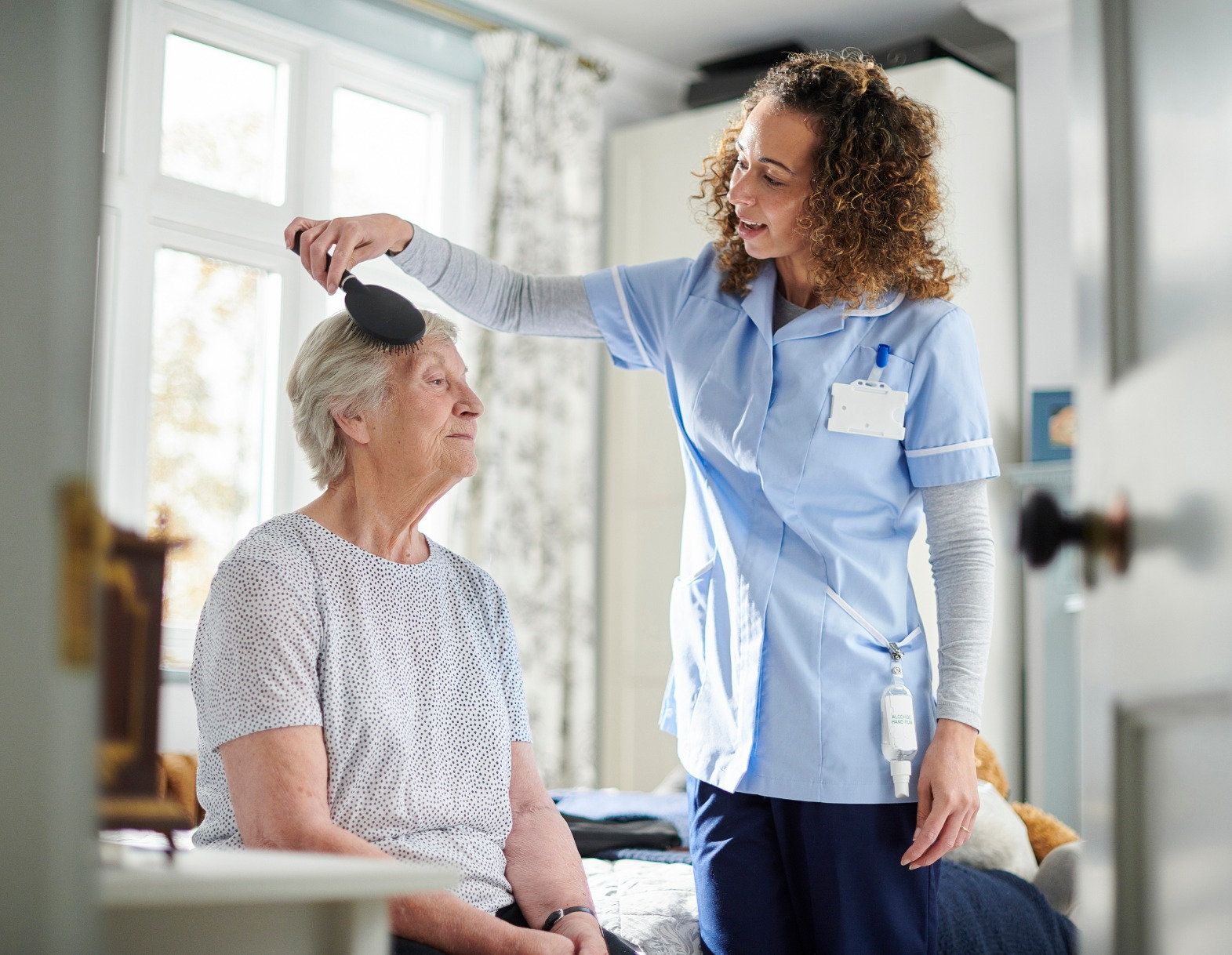 Caregiver Interview