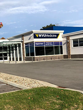 WVU Medicine Urgent Care Fairmont