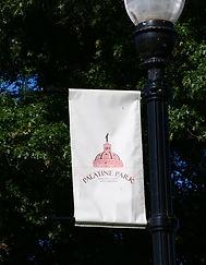 Palatine Park Flag