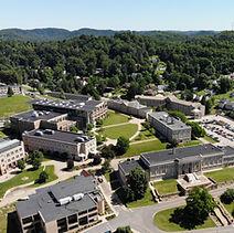 Fairmont State Fron Aerial Campus