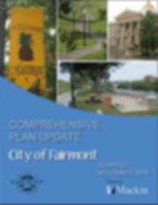 Comprehensive Plan Cover