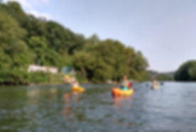 Fairmont Kayakers
